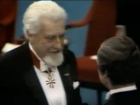 Nobel Konrad Lorenz